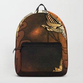 Wonderful lotus Backpack
