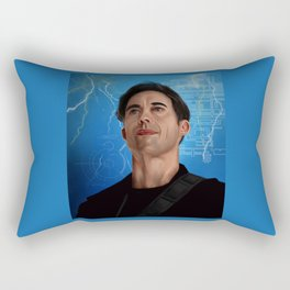 Harrison Wells (The Flash) Rectangular Pillow