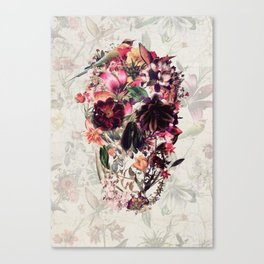 New Skull 2 Canvas Print