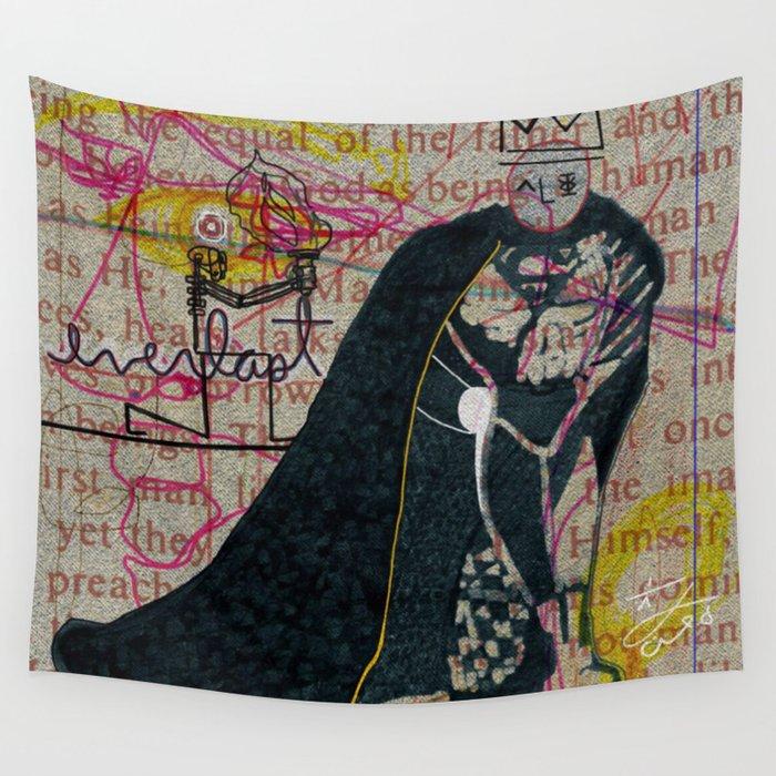 DOOMSDAY: MUHAMMAD ALI'S APOTHEOSIS Wall Tapestry