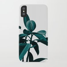 PLANT 2a iPhone X Slim Case