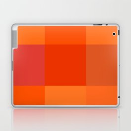 Orange palette Laptop & iPad Skin