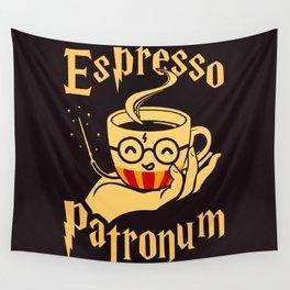Espresso Patronum Wall Tapestry