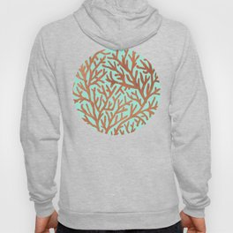 Copper Coral Hoody