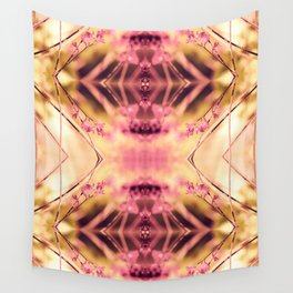 PINK SPANGLES no9-R2 Wall Tapestry