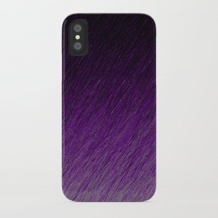 newest f48ff 0d4e2 Funky Dark Purple iPhone Case