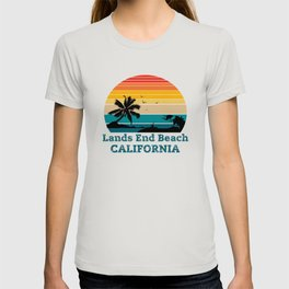 Lands End Beach CALIFORNIA T-shirt