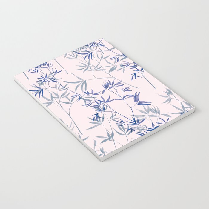 exotic blue Notebook