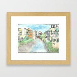 Padova Framed Art Print