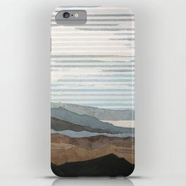 Salton Sea Landscape iPhone Case
