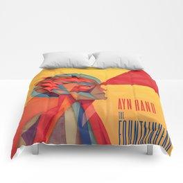 The Fountainhead Comforters