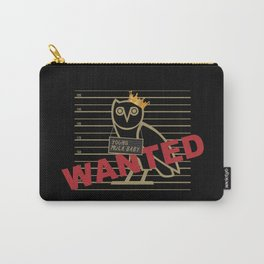 Wanted Carry-All Pouch