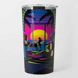 Arcade Saloon Travel Mug
