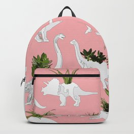 Dinosaurs & Succulents Backpack