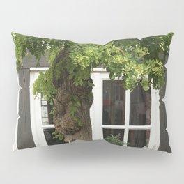 Forever green - Bremen Schnoorviertel Pillow Sham
