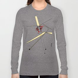 Phase Shifted Drift Long Sleeve T-shirt