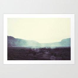 Cr8tr Art Print