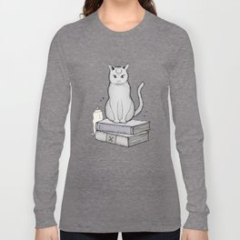 Witches Cat Long Sleeve T-shirt