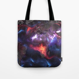 Beauty of Pollution Tote Bag