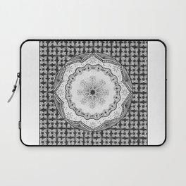 Zendala - Zentangle®-Inspired Art - ZIA 23 Laptop Sleeve