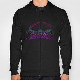 Rainbow Crab Hoody