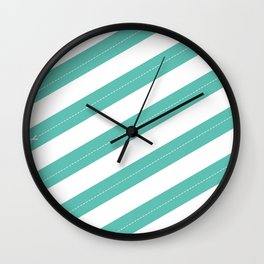 Paper Scissors #2 Wall Clock