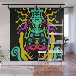 painting remix Wall Mural