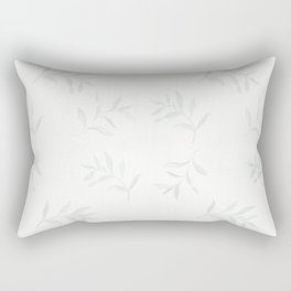 Airy Watercolor Vine By Journey Home Made Rectangular Pillow