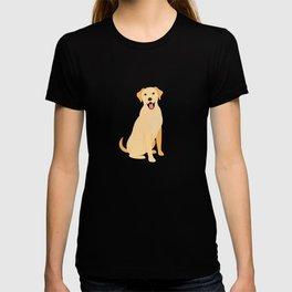 A Labrador Retriever Makes A House A Home T-shirt