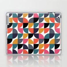 Quarter pattern Laptop & iPad Skin