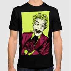 Joker On You 2 LARGE Mens Fitted Tee Black