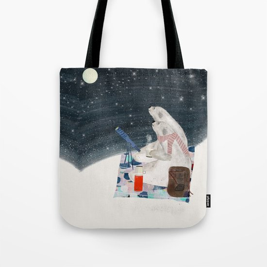 the stargazers Tote Bag