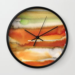 28  | 190626 | Melting In Colours Wall Clock