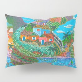 In Flight Pillow Sham