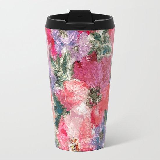 Splendid Flowers 2 Travel Mug