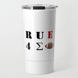 Are You Ready For Some Football (cryptic) Travel Mug