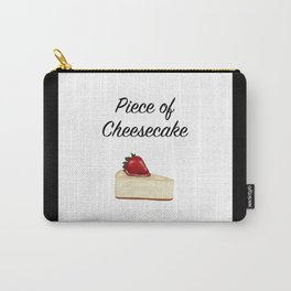 Piece of Cheesecake Carry-All Pouch