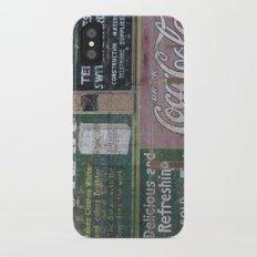 Coca-Cola & Borax Slim Case iPhone X