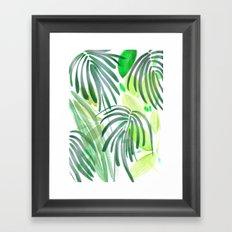 garden house Framed Art Print