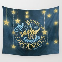 Empire of Storms - Dreamers Wall Tapestry