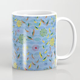 Ocean Currents Coffee Mug