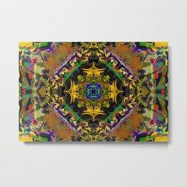 Jacob Marley's Magic Carpet Metal Print