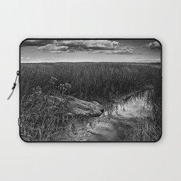 Wood In The Marsh Laptop Sleeve