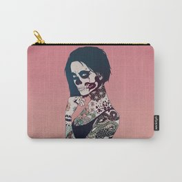 Snake Lady Carry-All Pouch