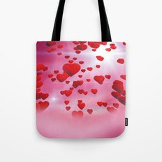 Sky is full of love Tote Bag