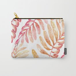 tropical pink nature Carry-All Pouch