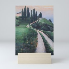 Road Home Mini Art Print