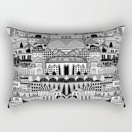 Jerusalem Rectangular Pillow