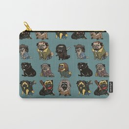 The Walking Pug Carry-All Pouch