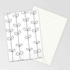 Branch Pattern Stationery Cards